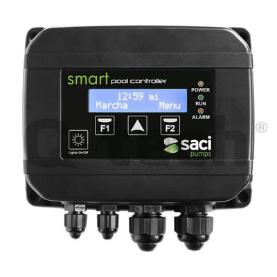 Control integral de la piscina SMART CONTROL - Q-Tech ®