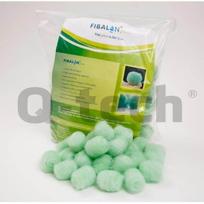 Fibalon Plus medio filtrante para estanques acuarios, Fibalon - Q-Tech®
