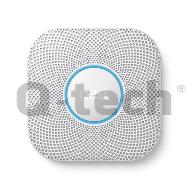 Nest Protect detector de humo y CO (Monóxido de Carbono), Nest - Q-Tech®