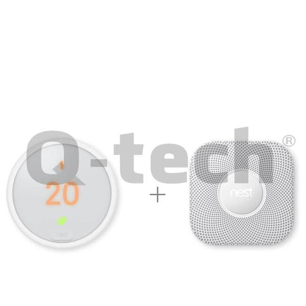Termostato inteligente Nest E, Nest - Q-Tech®