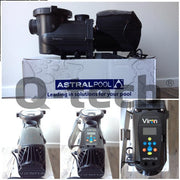 Bomba  Viron de velocidad variable, AstralPool - Q-Tech®