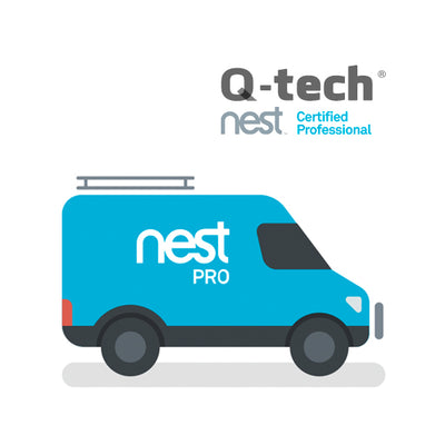 Nest Service - Thermostat - Visita experta - Q-Tech ®