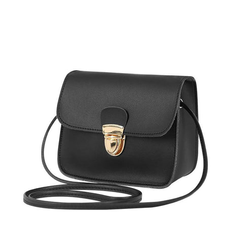 small leather flap handbags high quality ladies party purse - Uniquely Fashion