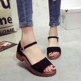 Summer Women Sandals Sweet Flats Comfortable Beach Sandals - Uniquely Fashion