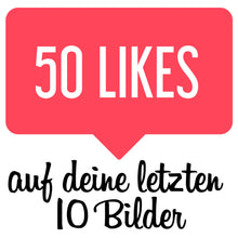 Laden Sie das Bild in den Galerie-Viewer, 500 Likes