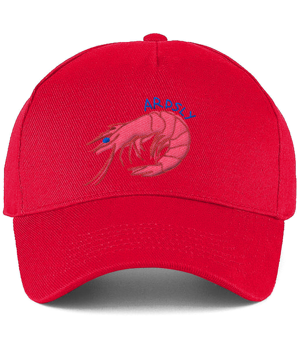 Shrimpy Cap / Embroidered-to-Order