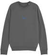 Ardsly Grey Sweater | Organic + Recycled Poly