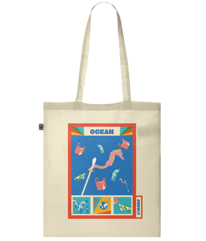 Ocean Tote | EarthPositive®