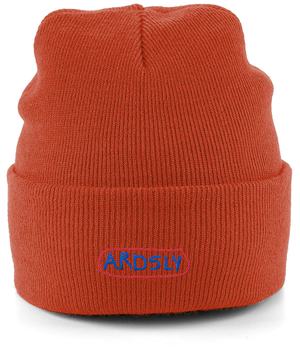 Rust Baja Beanie | Embroidered-to-Order