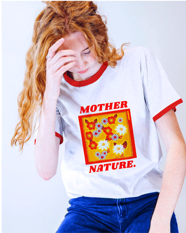 Mother Nature Tee / Organic
