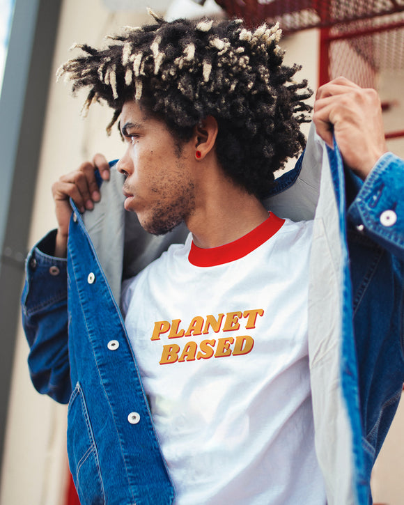 PLANET BASED TEE