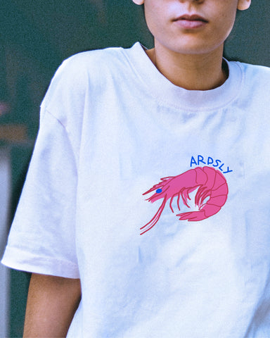 Shrimp Shop Tee / Organic