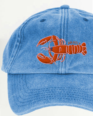 🦞 #Lobstered Cap /  Embroidered-to-Order / PRE-ORDER