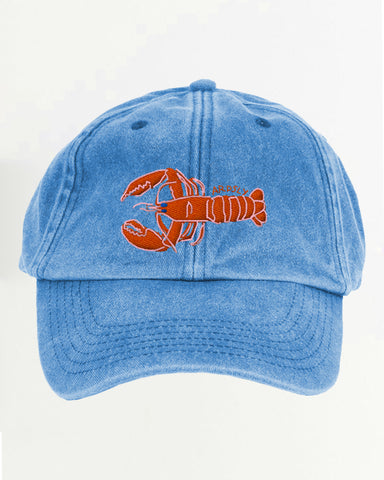 🦞 #Lobstered Cap /  Embroidered-to-Order