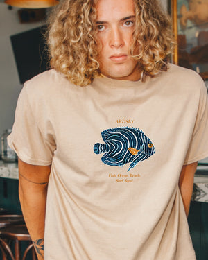Fishermans Tee / Organic