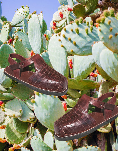 The Itza / Recycled Tyre Soles