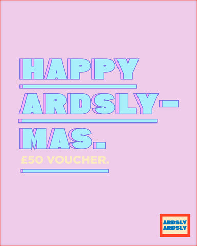 £50 | Happy Ardsly-mas!