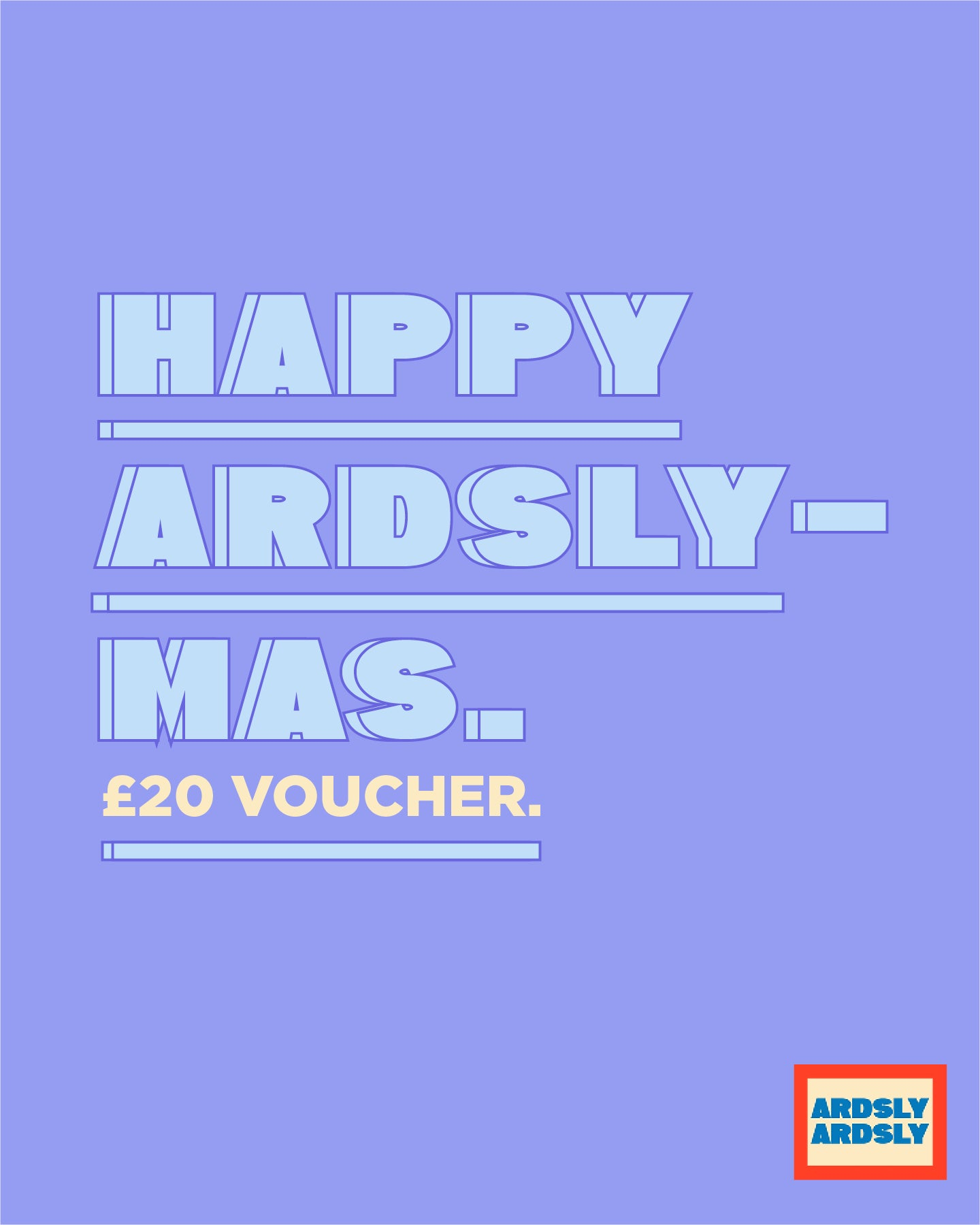 £20 | Happy Ardsly-mas!