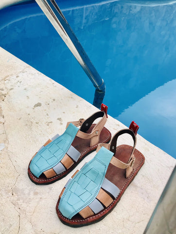 Holbox Bacalar / Recycled Tyre Soles