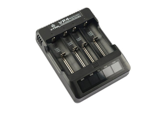 Xtar VP4 Battery Charger