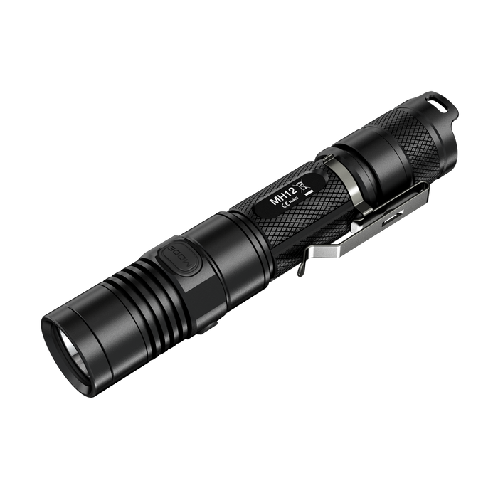 Discontinued Nitecore MH12 Rechargeable Flashlight