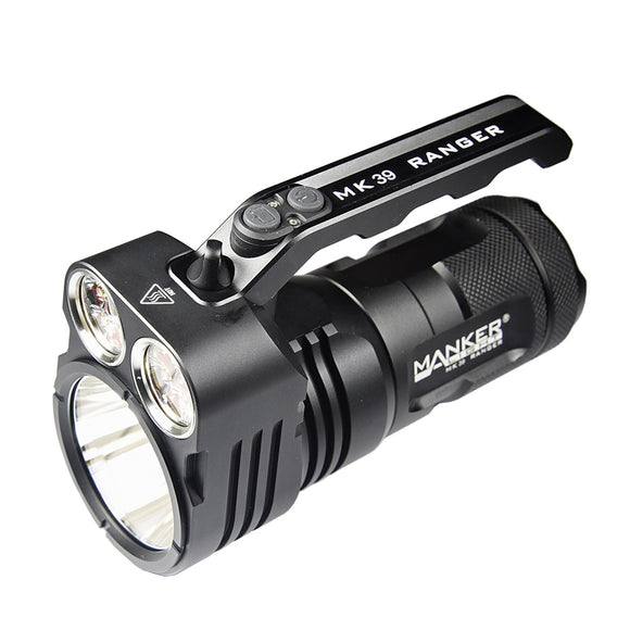 Led Flashlight MK39 Ranger CW Bundle