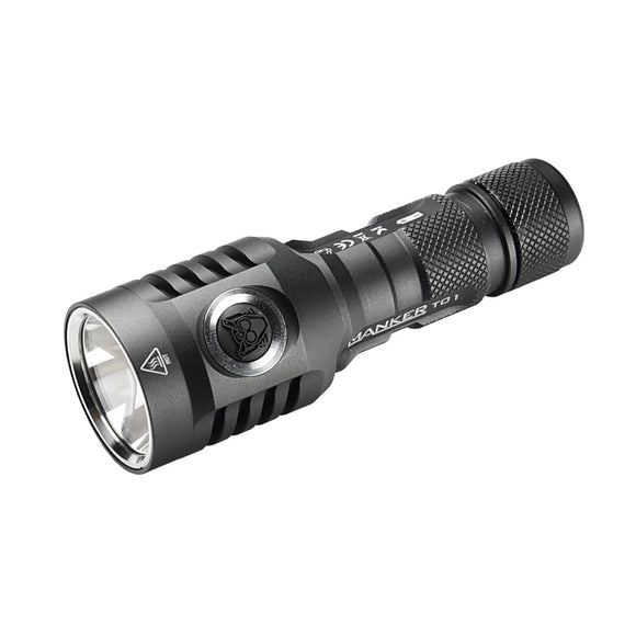 Led Flashlight T01 II CW Bundle