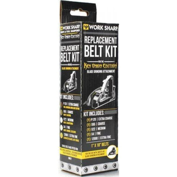 Replacement Belt Kit for Blade Grinding Attachment