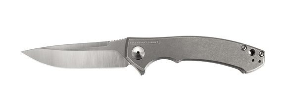 Zero Tolerance 0450 Dmitry Sinkevich Flipper,Titanium Handles