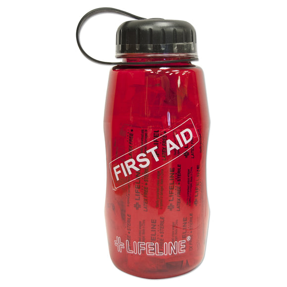 FIRST AID IN A BOTTLE