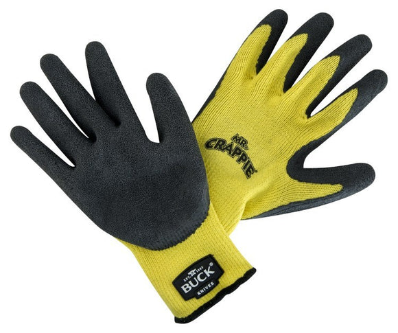 Mr. Crappie Fishing Gloves - XLG