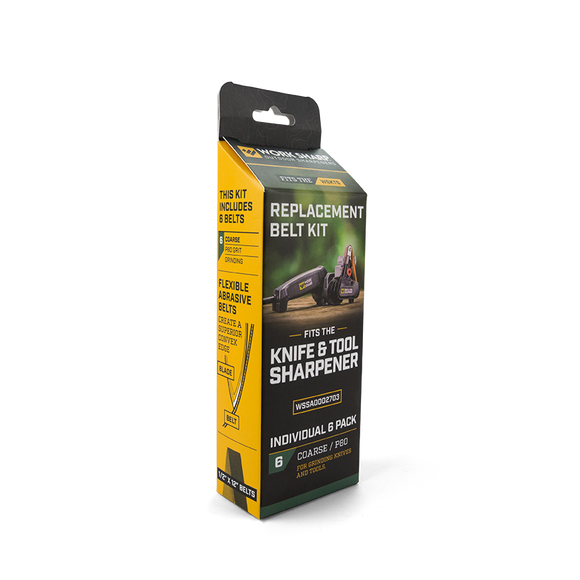 P80 EXTRA-COARSE GRIT BULK PACK - ½
