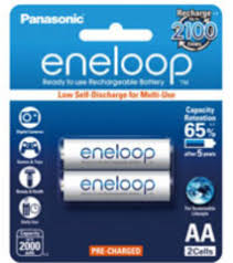 Panasonic eneloop Rechargeable Battery