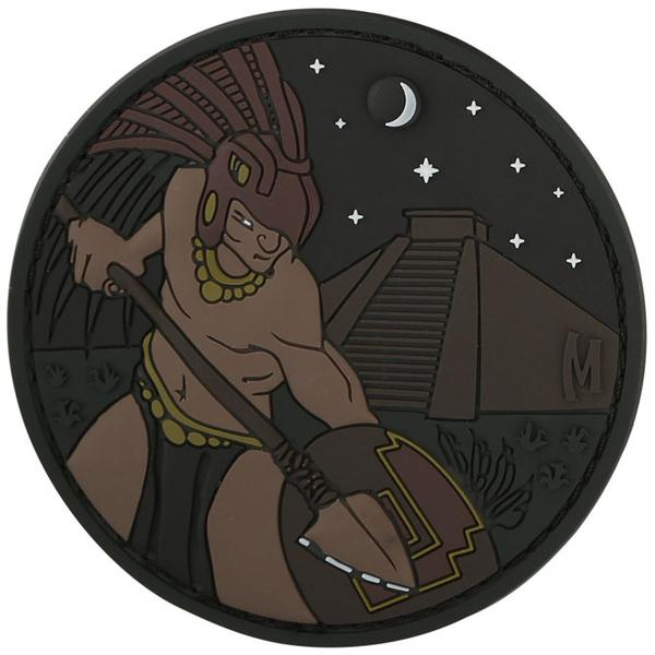 Aztec Warrior (Glow)
