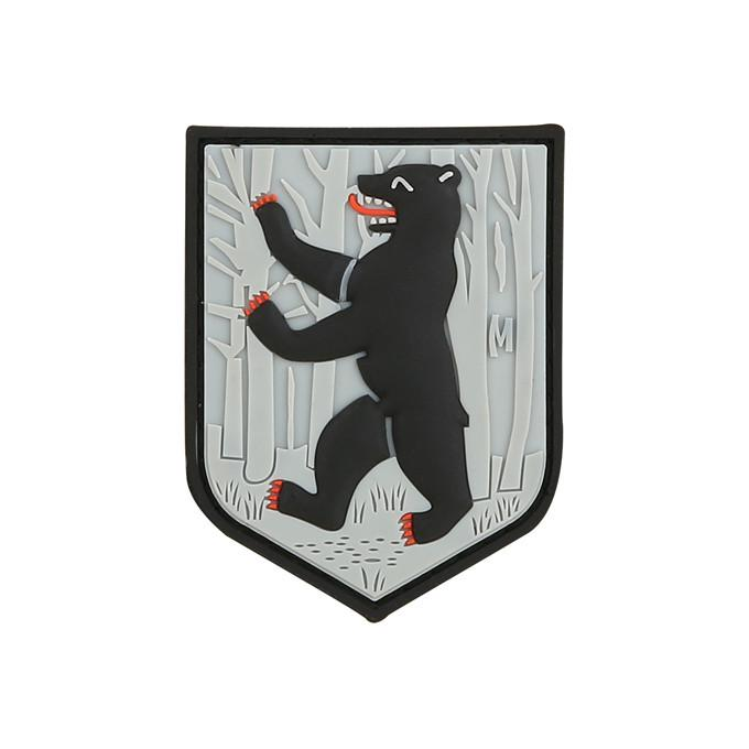 "Bear Patch (SWAT) 1.6"" x 2.1"""