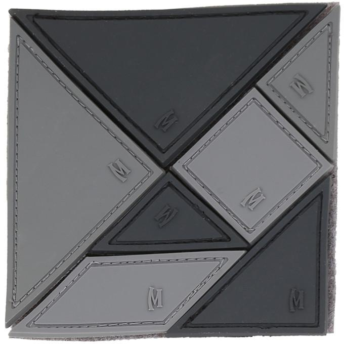 TANGRAM 7-PIECE MORALE PATCH (SWAT)