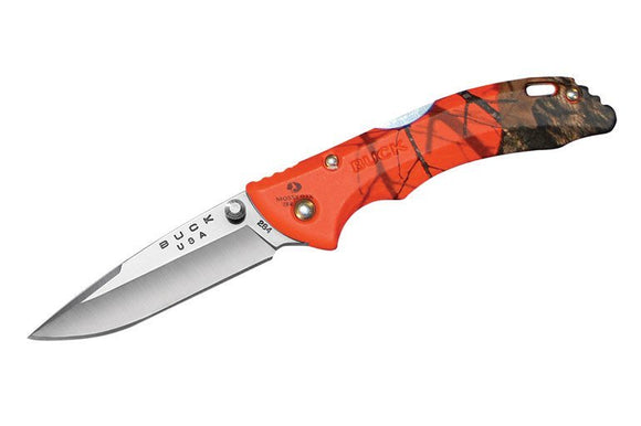 Bantam, Mossy Oak Blaze Orange Camo