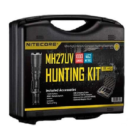 MH27UV Hunting Kit