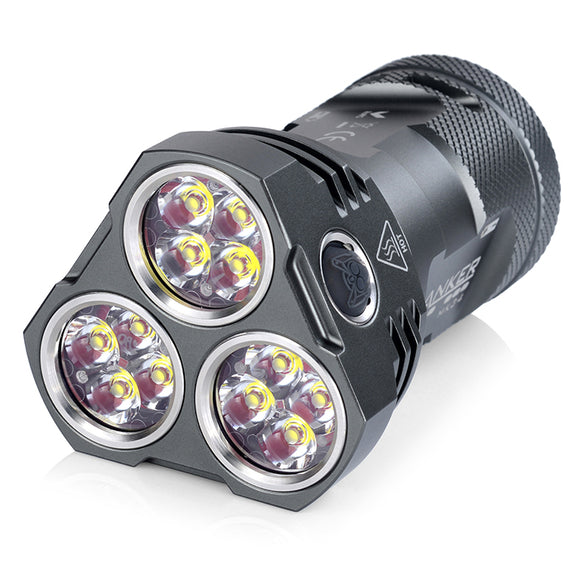 Led Flashlight MK34 G3 Bundle