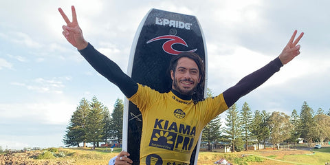 THE KIAMA BODYBOARD KING PRO PRESENTED BY STOJO CONGRATULATIONS PIERRE LOUIS COSTES KIAMA BODYBOARDKING PRO CHAMPION 2019!!!