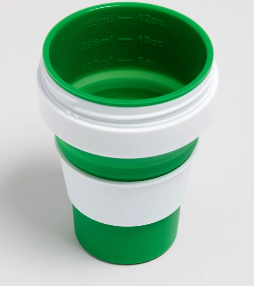 Pocket 12oz - Green