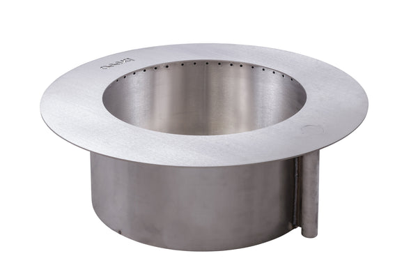 Breeo Zentro Smokeless Firepit Inserts T And M Products
