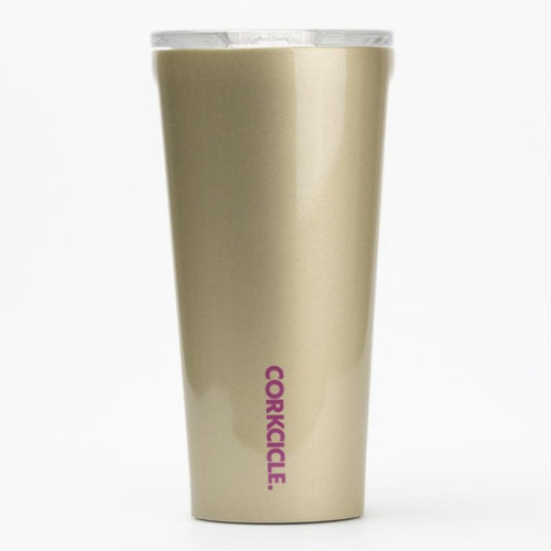 Corkcicle Tumbler 16 oz. - Gold