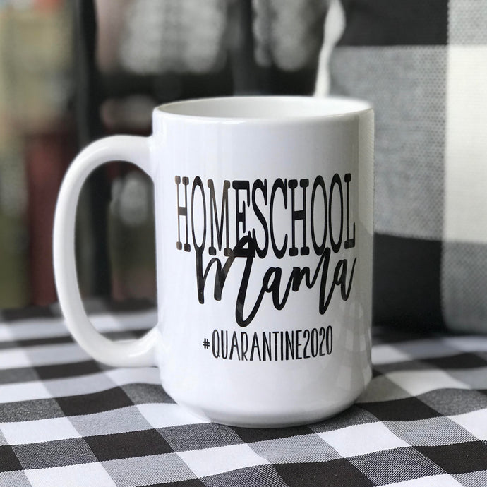 Homeschool Mama Mug