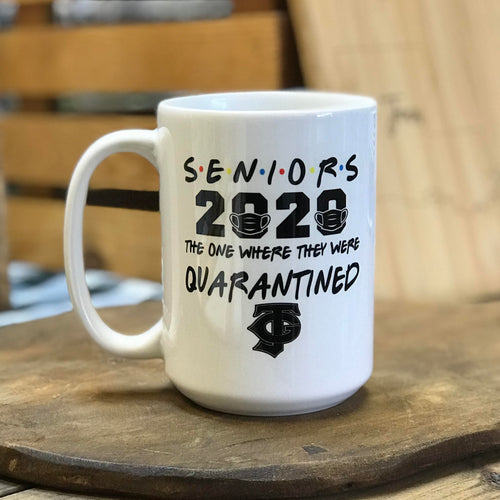 Seniors 2020 Mug - Jena High School