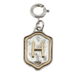 Jane Marie Initial Charm- H