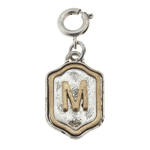 Jane Marie Initial Charm- M