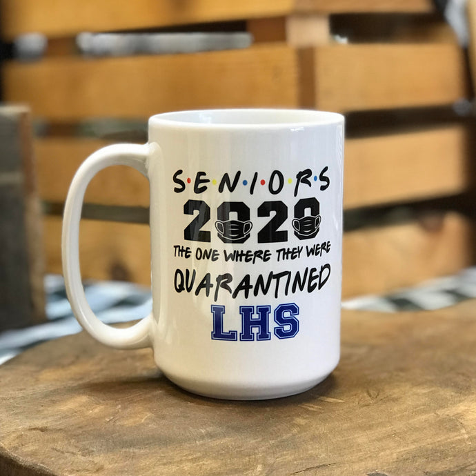 Seniors 2020 Mug - LaSalle High School