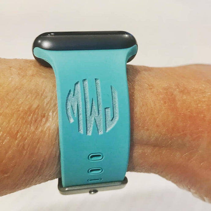 Watch Band - 42mm/44mm - Monogrammed