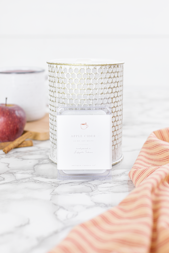 Antique Candle Co - Apple Cider Wax Melts